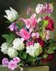Весенний букет – басня в стихах Олеси Емельяновой про безжалостность времени и людей