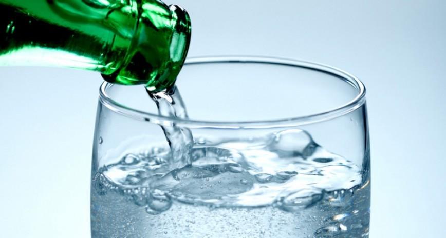 Газированная вода на диете фото
